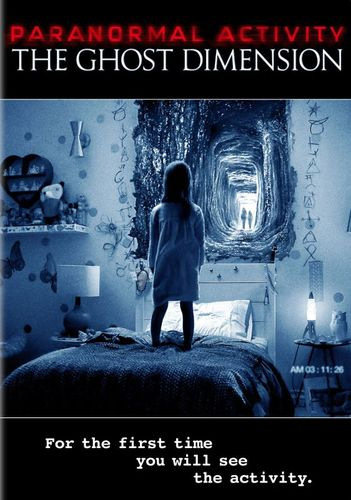 Paranormal Activity: The Ghost Dimension [DVD] [2015] 4706700