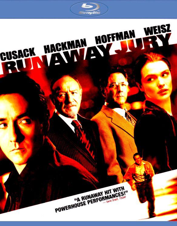 Runaway Jury [Blu-ray] [2003] 4709499