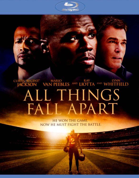 All Things Fall Apart [Blu-ray] [2011] 4712111