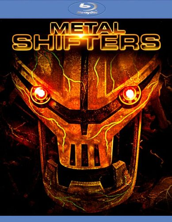 Metal Shifters [Blu-ray] [2011] 4712218
