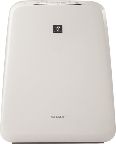 Sharp - Console Air Purifier - White 4713001