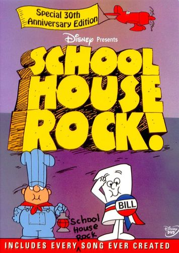 Schoolhouse Rock!: Special 30th Anniversary Edition [2 Discs] [DVD] 4714321