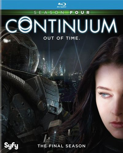 Continuum: Season Four [Blu-ray] [2 Discs] 4715100