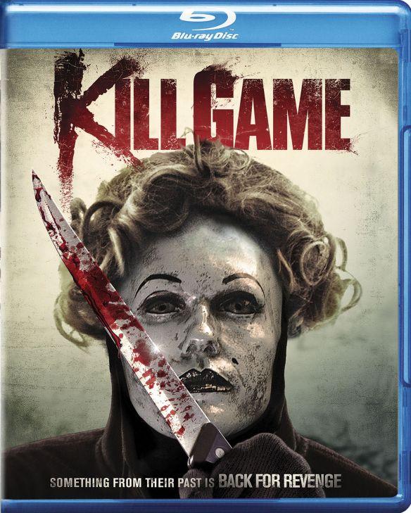 Kill Game [Blu-ray] [2017] 4715101