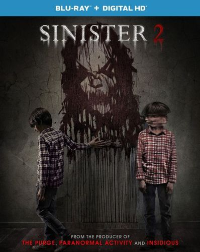 Sinister 2 [Includes Digital Copy] [UltraViolet] [Blu-ray] [2015] 4715111