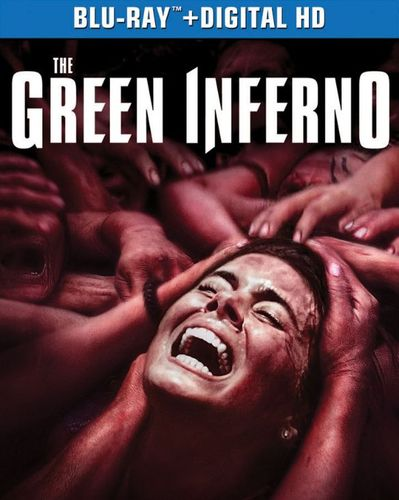 The Green Inferno [Includes Digital Copy] [UltraViolet] [Blu-ray] [2013] 4715116