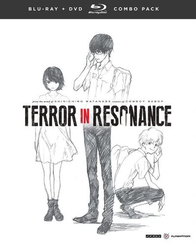 Terror in Resonance: The Complete Series [Blu-ray/DVD] [4 Discs] 4715117