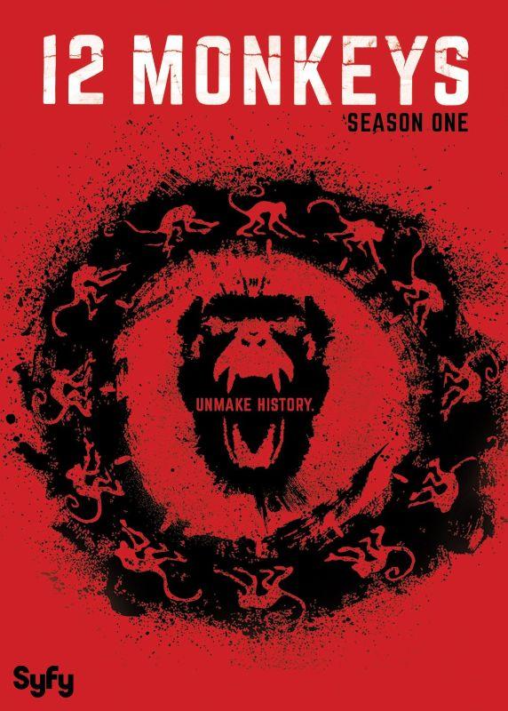 12 Monkeys: Season One [3 Discs] [DVD]