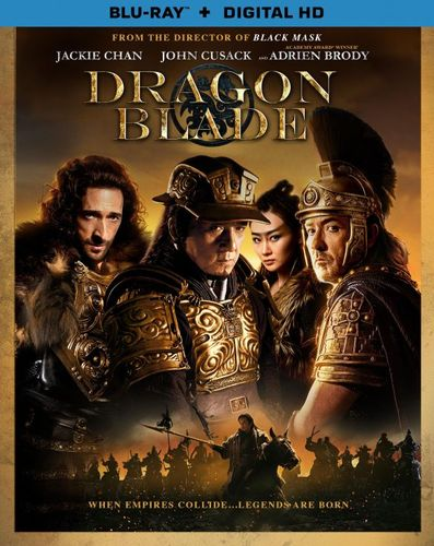 Dragon Blade [Blu-ray] [2015] 4716323
