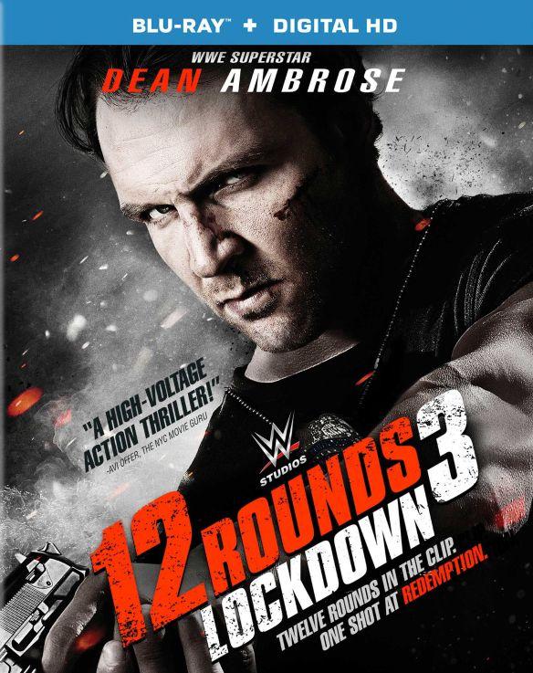 12 Rounds 3: Lockdown [Blu-ray] [2015] 4716401