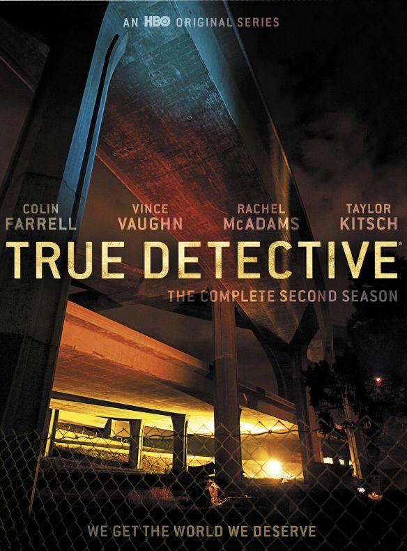True Detective: The Complete Second Season [DVD] 4723102