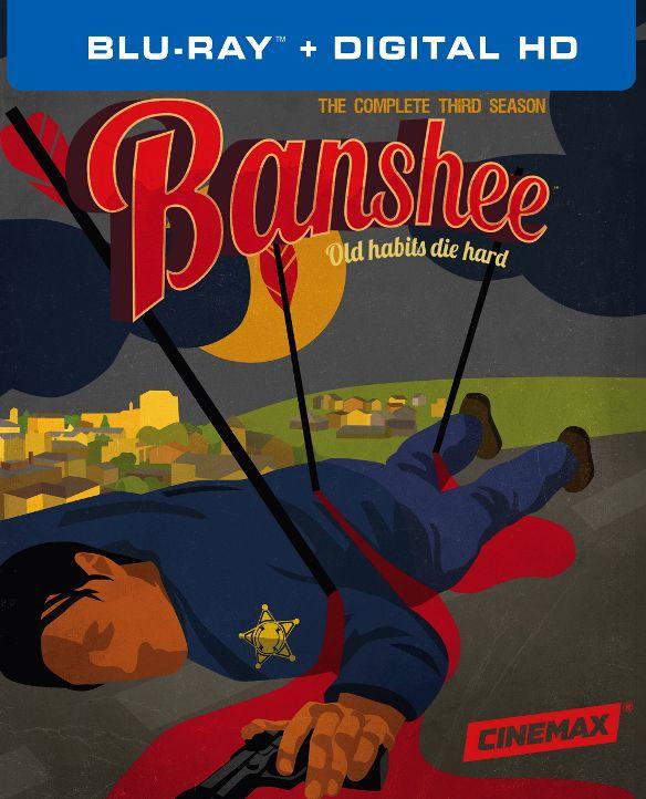 Banshee: The Complete Third Season [Blu-ray] [4 Discs] 4723104