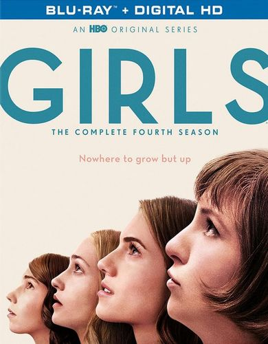 Girls: The Complete Fourth Season [Blu-ray] [2 Discs] 4723109