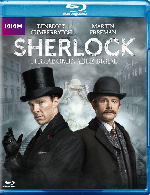 Sherlock: The Abominable Bride [Blu-ray] 4723114