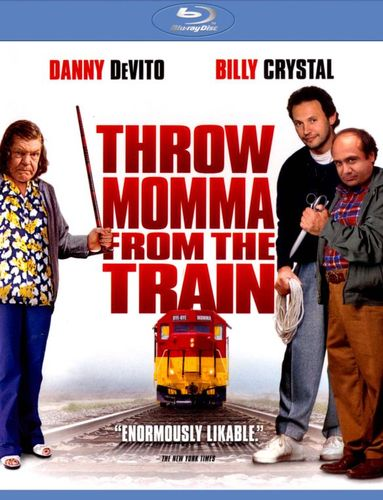 Throw Momma from the Train [Blu-ray] [1987] 4724865