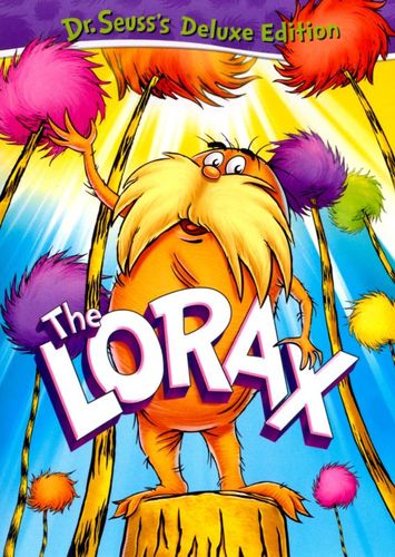 Dr. Seuss: The Lorax [Deluxe Edition] [DVD] [1972] 4724983