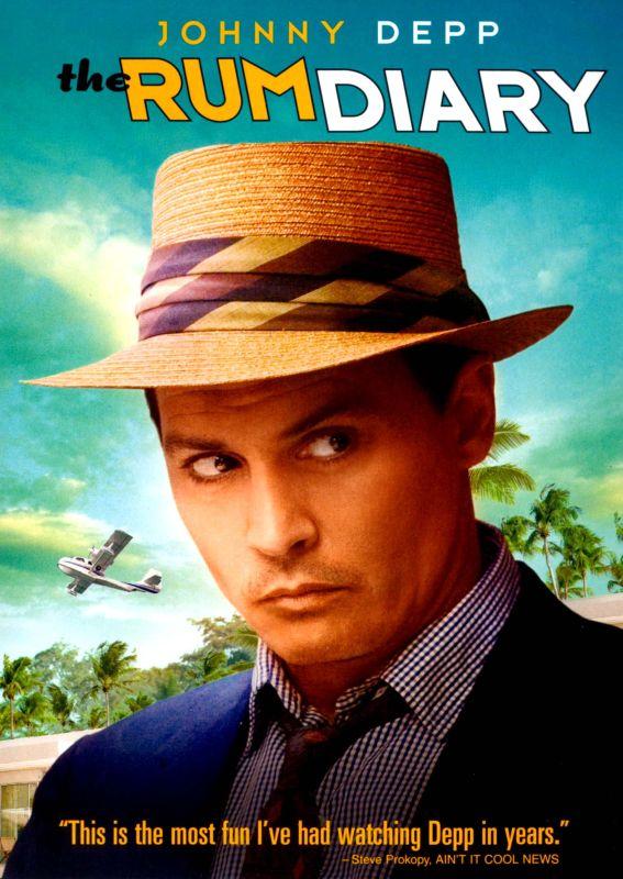 The Rum Diary [DVD] [2011] 4724992
