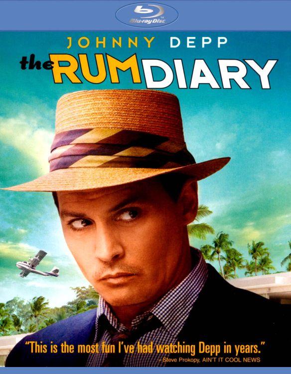 The Rum Diary [Blu-ray] [2011] 4725009