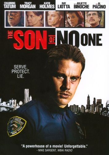 The Son of No One [DVD] [2010] 4725027