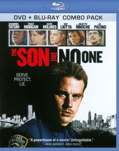 The Son of No One [2 Discs] [Blu-ray/DVD] [2010] 4725036