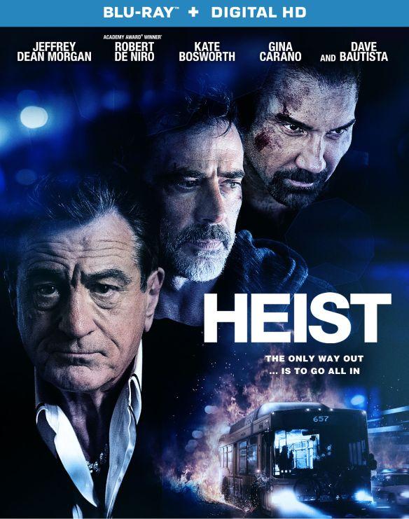 Heist [Blu-ray] [2015] 4725101