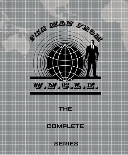 The Man from U.N.C.L.E.: The Complete Series [41 Discs] [DVD] 4725806