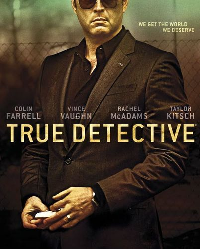 True Detective: The Complete Second Season [Vince] [Blu-ray] [Only @ Best Buy] 4725814