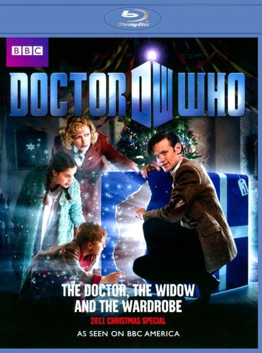 Doctor Who: The Doctor, The Widow and The Wardrobe [Blu-ray] 4726548