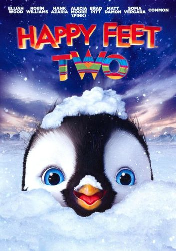 Happy Feet Two [Includes Digital Copy] [UltraViolet] [DVD] [2011] 4726566