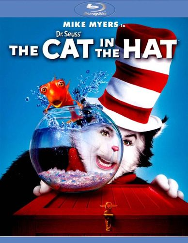 Dr. Seuss' The Cat in the Hat [Blu-ray] [2003] 4732549
