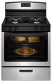 Amana AGR5330BAS 5.1 Cu. Ft. Freestanding Gas Range Stainless Steel