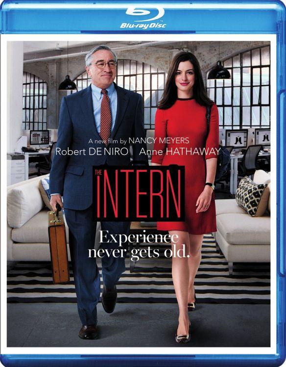 The Intern [Blu-ray/DVD] [2 Discs] [2015] 4734017