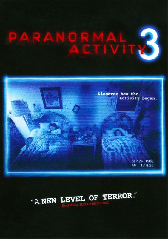 Paranormal Activity 3 [Includes Digital Copy] [UltraViolet] [DVD] [2011] 4734131