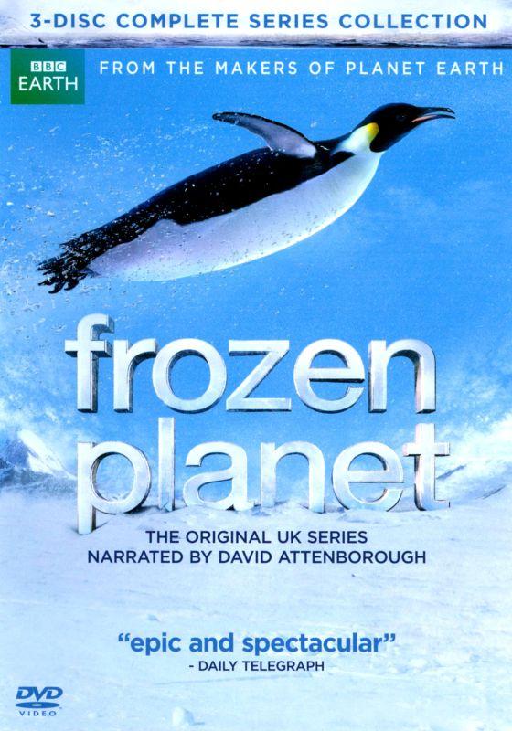 Frozen Planet: The Complete Series [3 Discs] [DVD] 4734662