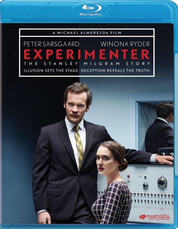 Experimenter [Blu-ray] [2015] 4735600