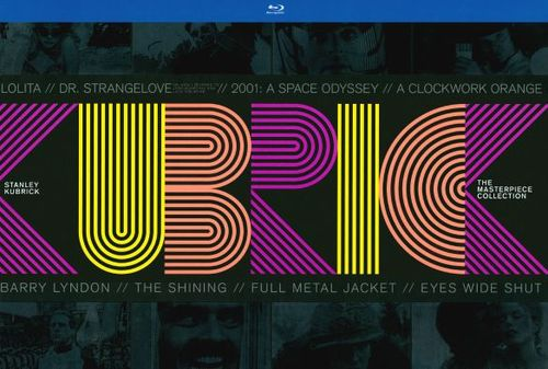 Stanley Kubrick: The Masterpiece Collection [10 Discs] [Blu-ray] 4736207