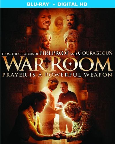 War Room [Includes Digital Copy] [UltraViolet] [Blu-ray] [2015] 4737003