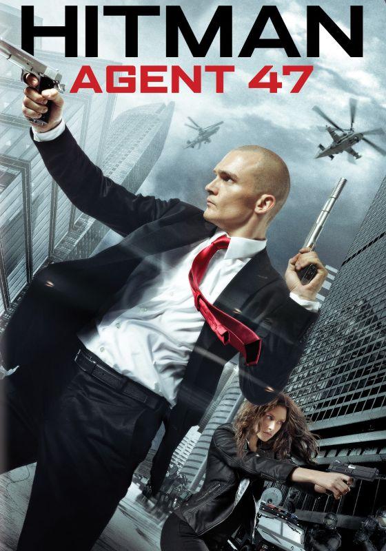 Hitman: Agent 47 [DVD] [2015] 4737201