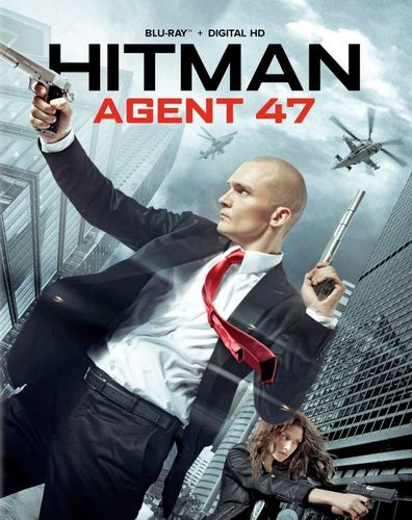 Hitman: Agent 47 [Blu-ray] [2015] 4737202