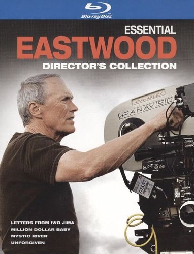 Essential Eastwood: Director's Collection [4 Discs] [Blu-ray] 4737828