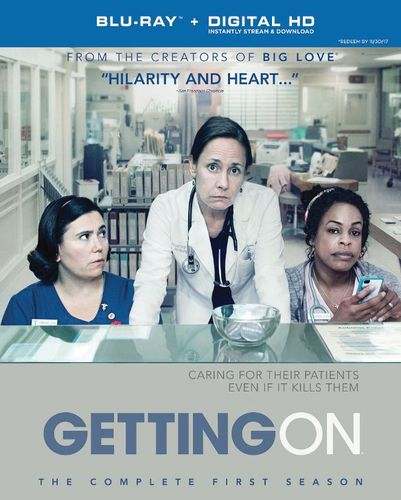 Getting On: The Complete First Season [Includes Digital Copy] [Blu-ray] 4737833