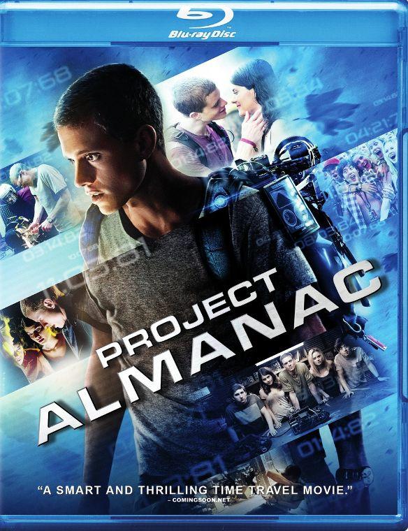 Project Almanac [Blu-ray] [2015] 4737835