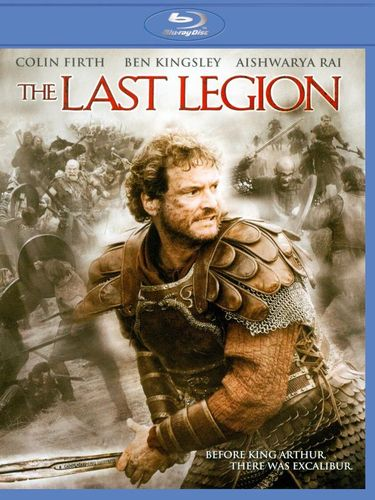 The Last Legion [Blu-ray] [2007] 4737859