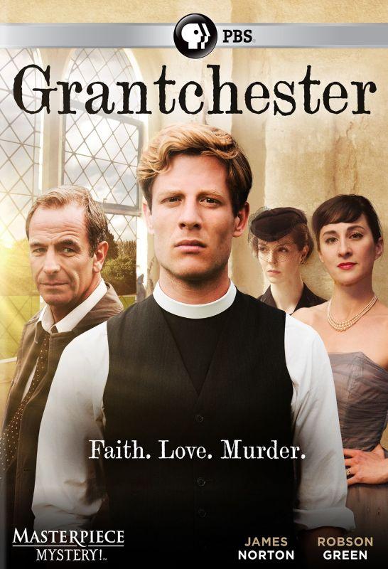 Masterpiece Mystery!: Grantchester [2 Discs] [DVD] 4742701