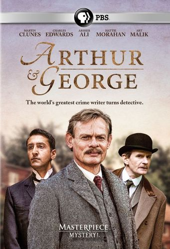 Masterpiece: Arthur and George [U.K. Edition] [DVD] 4742702
