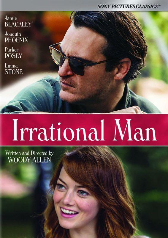 Irrational Man [Includes Digital Copy] [UltraViolet] [DVD] [2015] 4746202