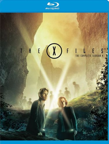 The X-Files: The Complete Season 4 [Blu-ray] [6 Discs] 4748500