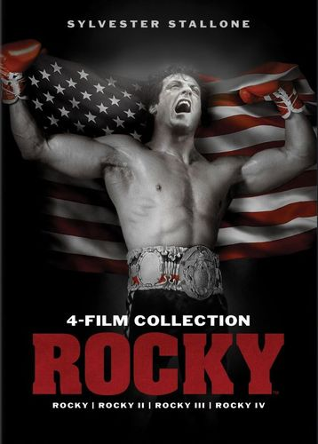 Rocky: 4-Film Collection [4 Discs] [DVD] 4750100