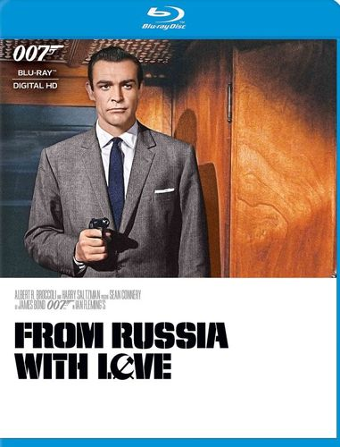 From Russia with Love [Blu-ray] [1963] 4750103