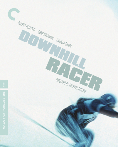Downhill Racer [Criterion Collection] [Blu-ray] [1969] 4750405